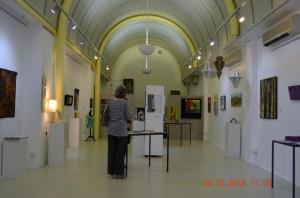 Redlands Museum Exhibition Hall