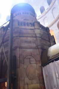 Christ's tomb