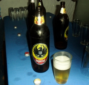 Imperial - Costa Rican beer