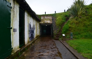 North Head tunnel