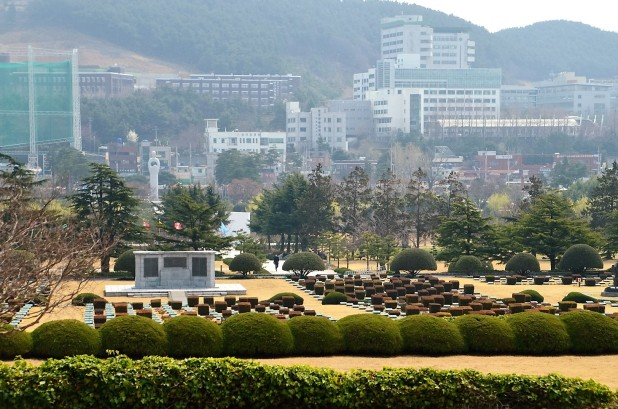 Busan cemetery (4)
