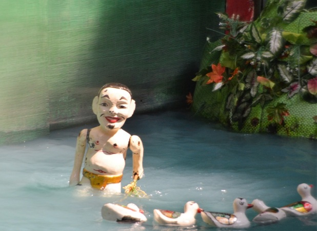 Water Puppets HCM