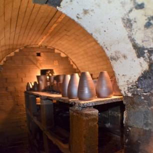 Inside the kiln Aomori