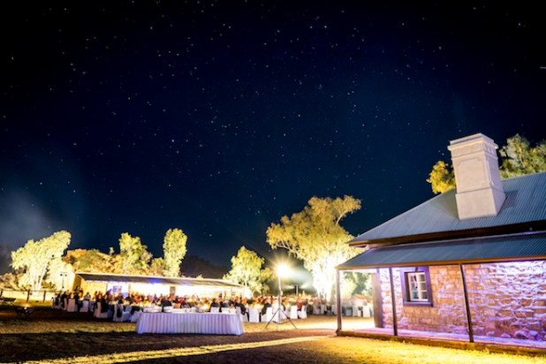 Alice-Springs-Pioneer-Dinner-under-the-stars-at-the-Telegraph-Station.