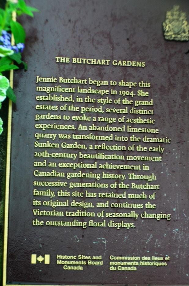 Butchart Gardens (2)