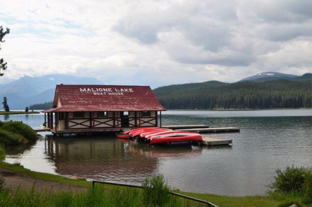 Maligne Lake (1)