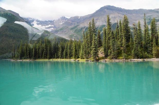 Maligne Lake (2)